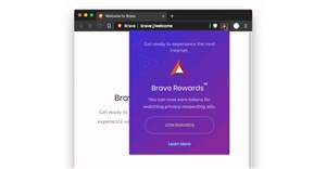 Brave previews new advertising model, rewarding users for watching online ads