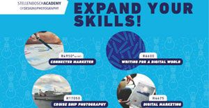 Expand your skills