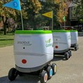 These self-driving robots deliver snacks on demand