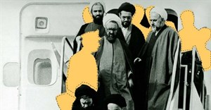 Artist's name: Babak Sarbaz (pseudonym)