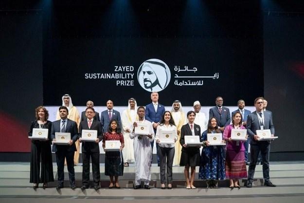 Zayed Sustainability Prize 2019 awards ceremony sees African innovators shine