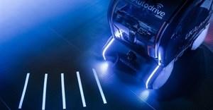 Jaguar Land Rover develops lighting system for the road ahead
