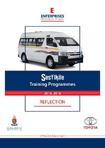 Premier management training programme for local taxi industry culminates in over 500 upskilled taxi members