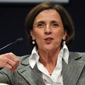Maria Ramos, pictured here at the 2009 World Economic Forum early in her tenure at ABSA. Copyright World Economic Forum www.weforum.org / Eric Miller emiller@iafrica.com [CC BY-SA 2.0 (https://creativecommons.org/licenses/by-sa/2.0)], via Wikimedia Commons, CC BY-NC-ND