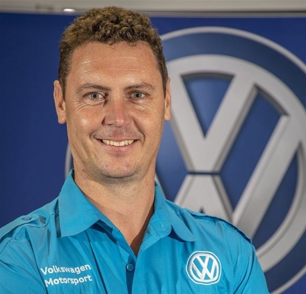 Michael Stephen will head up the Volkswagen Motorsport Academy. Image supplied by