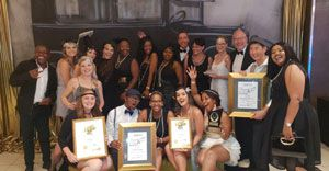 Scan Display scoops four local exhibition industry awards