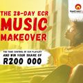East Coast Radio launches the 28-day Music Makeover