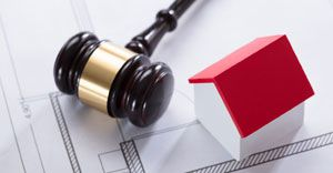 Determining asset ownership for litigation purposes