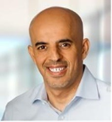 Raghav Sahgal, senior vice president, Global Sales and Market Services at Nokia Software