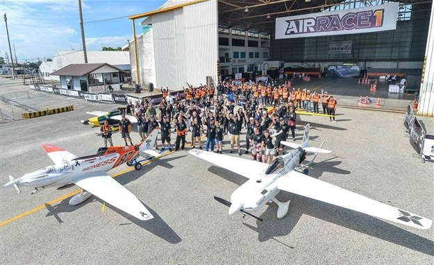 Airbus launches electric airplane race
