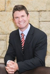 Berry Everitt, CEO of the Chas Everitt International property group