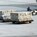 Global air freight demand up 3.5%