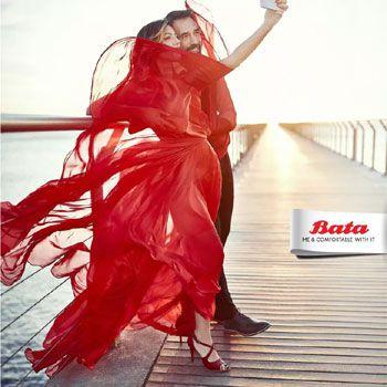 Bata celebrates imperfect love on Valentine's Day