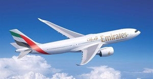 Airbus A330-900 in Emirates livery