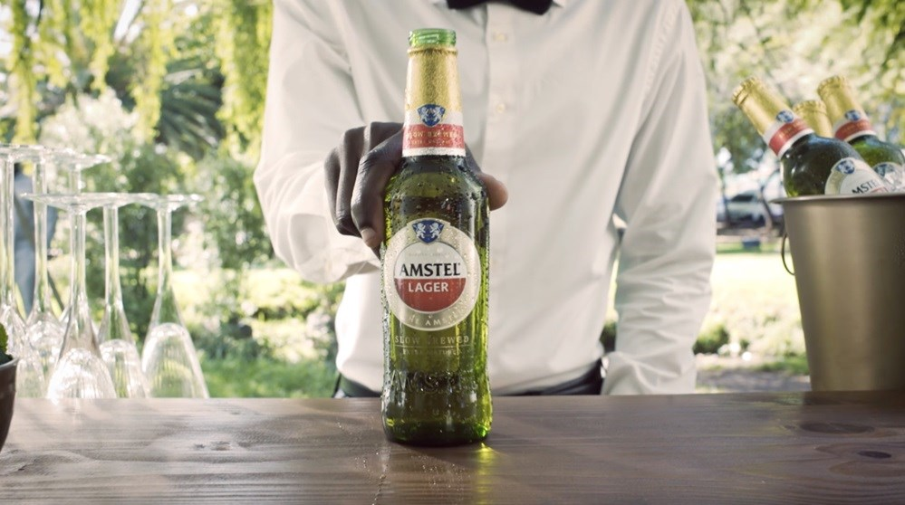 Amstel shows off its timeless beer through the ages