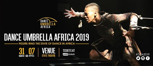 Over 100 artists at relaunched Dance Umbrella Africa Fest