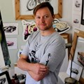 Q&A with Steve Erwin - where art and cars meet