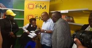 OFM hands over Transnet container library