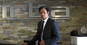 Bernard Agulhas, CEO of IRBA