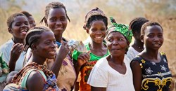 Women in Malawi visit clinics many more times in their lives than men. Shutterstock