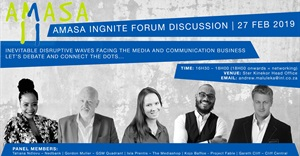 Inevitable disruptive waves facing the media and communications business - Let's debate and connect the dots