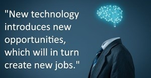 Industry 4.0's role in altering the job landscape
