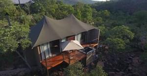 Luxury tented Inzalo Safari Lodge opens in Waterberg