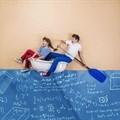 How to cultivate a love of maths in children