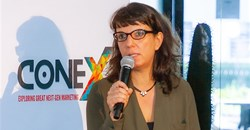 Ros Goldin, an independent analyst and ex-marketing director for Cricket South Africa.