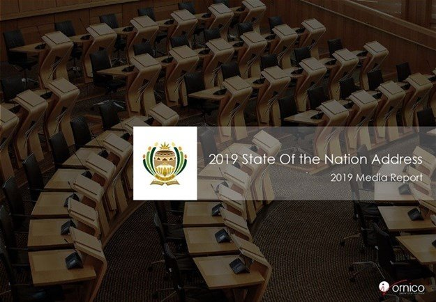 The state of social media conversations and media coverage around #SONA2019