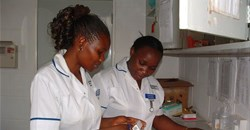 Experts fear that Uganda's efforts to eliminate graft in its health care system are not sustainable. Suuba Trust/Flickr