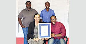 Alliance Media wins Best OOH Company in Namibia