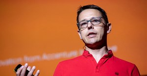 CEO of Fjord, Olof Schybergson.