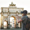 Virtual reality adds to tourism through touch, smell and real people's experiences