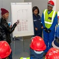 Saint-Gobain showcases its skills development programme