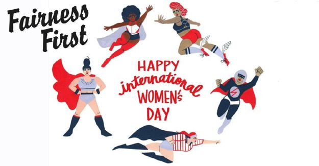 UN Women's 2019 International Women's Day image, as created by .