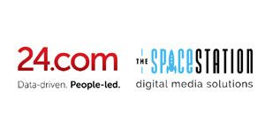 The SpaceStation and 24.com launch Social Display, a product to drive brand engagement