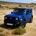 5 reasons why the Jimny is a great 4x4 for a female
