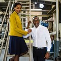 Husband and wife team lands multi-million rand Shoprite contract