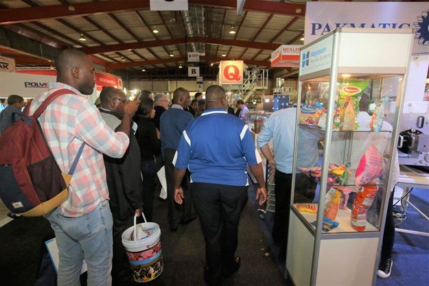 'Every day a themed day' experience at Propak Africa 2019