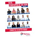 Winners of Total Namibia startup challenge