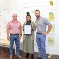 UCT's Lesego Bantsheng wins Corobrik's Landscape Architecture Award