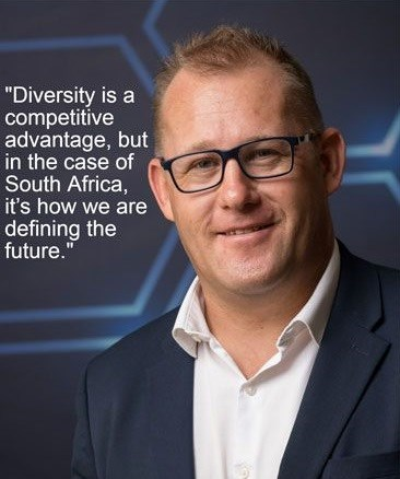 Doug Woolley is the general manager of Dell EMC South Africa