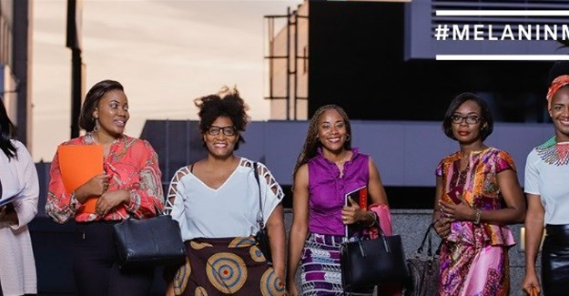 Stock photo image bank of professional African women created