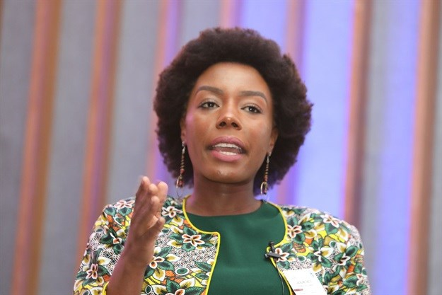 Jackline Okeyo, WPN Gauteng Chapter chairperson and Nthwese Development business development and operations manager