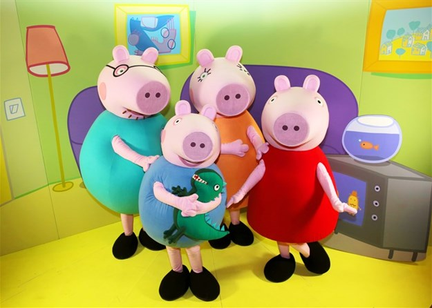 Peppa Pig Live returns to South Africa