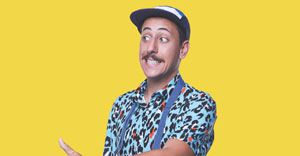 5 things to know about Schalk Bezuidenhout - this week's star in Trippin With Skhumba