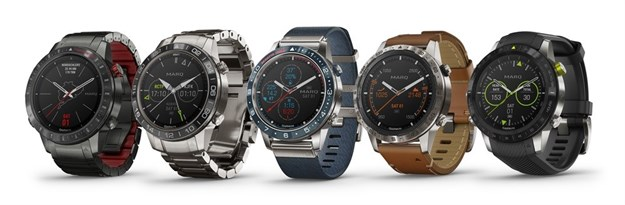 Garmin is proud to announce the launch of the MARQ Collection