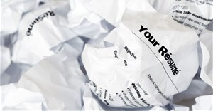 10 tips to keeping your CV out of the trash