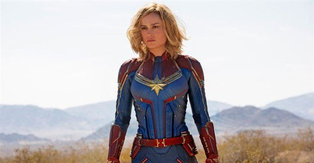 Captain Marvel disappoints due to token feminism